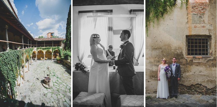 Figline Wedding Reportage