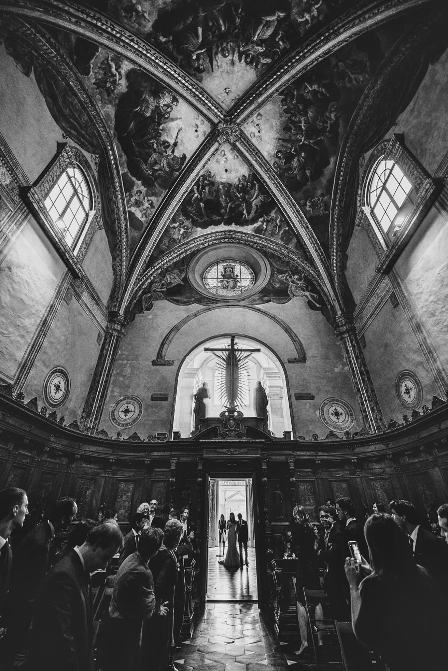 Start Ceremony at Certosa of Florence | Livio Lacurre Photography