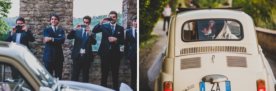 Wedding Photographer Certosa of Florence | Livio Lacurre Photography