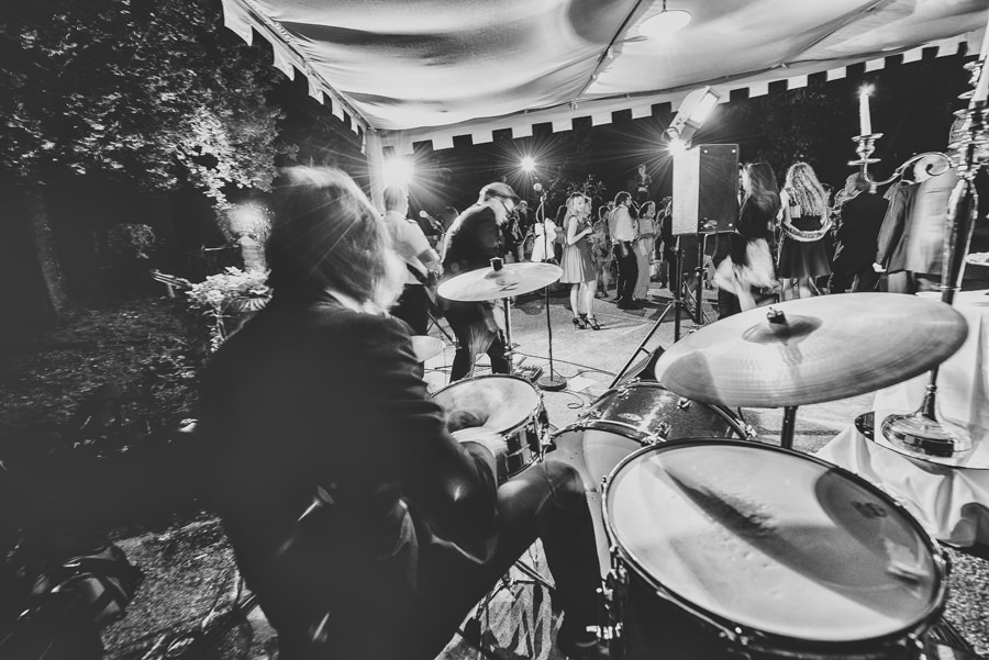 Rock and Roll during a wedding in Florence | Livio Lacurre Photography