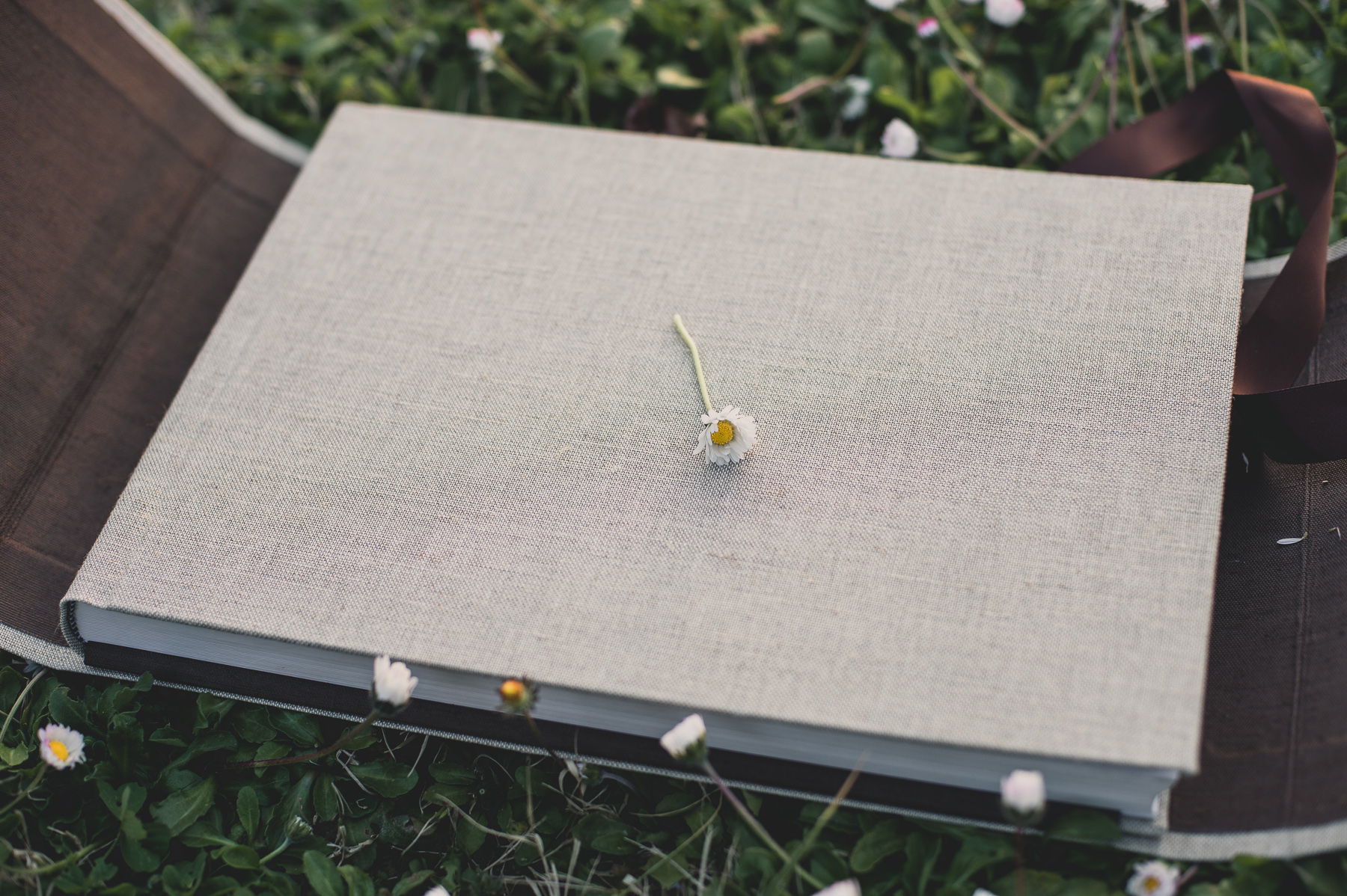Fine Art Book - natural elegance, artisan charm for your wedding