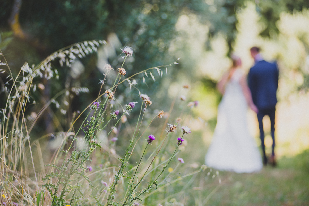 russian wedding in tuscan countryside