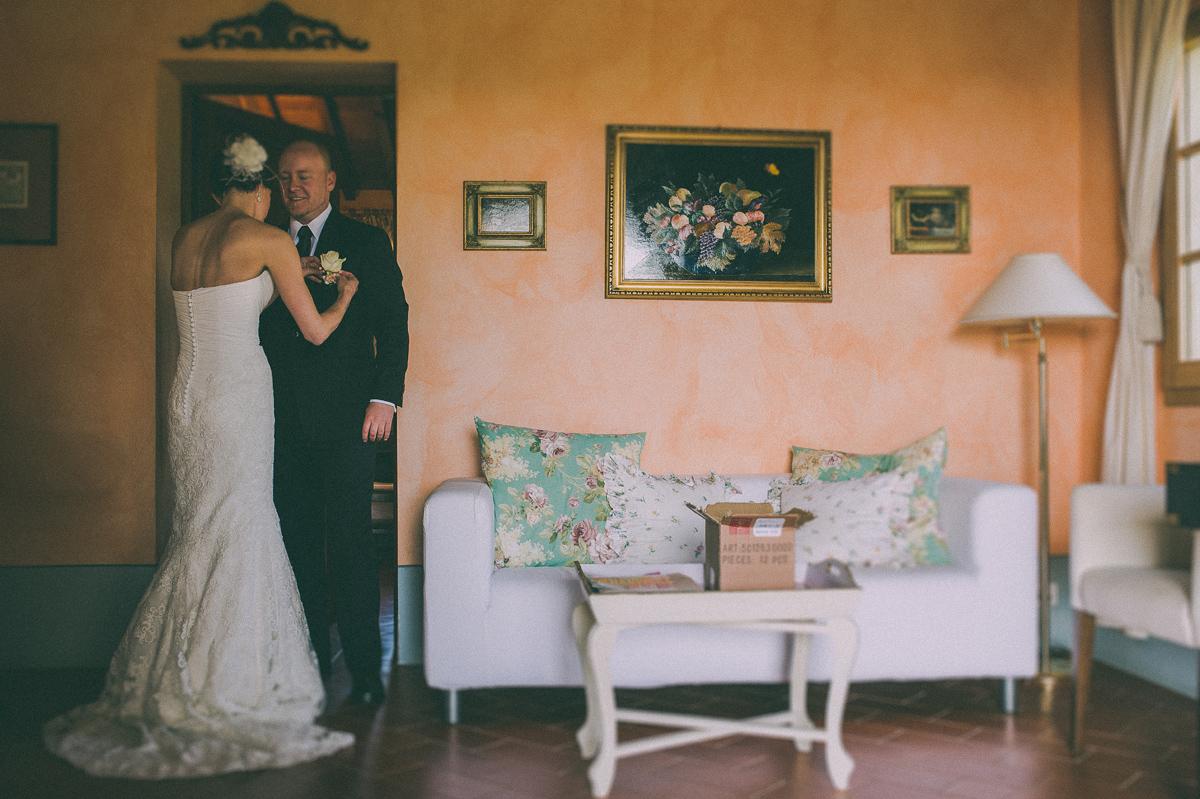 La Poggiolaia Wedding Photographer