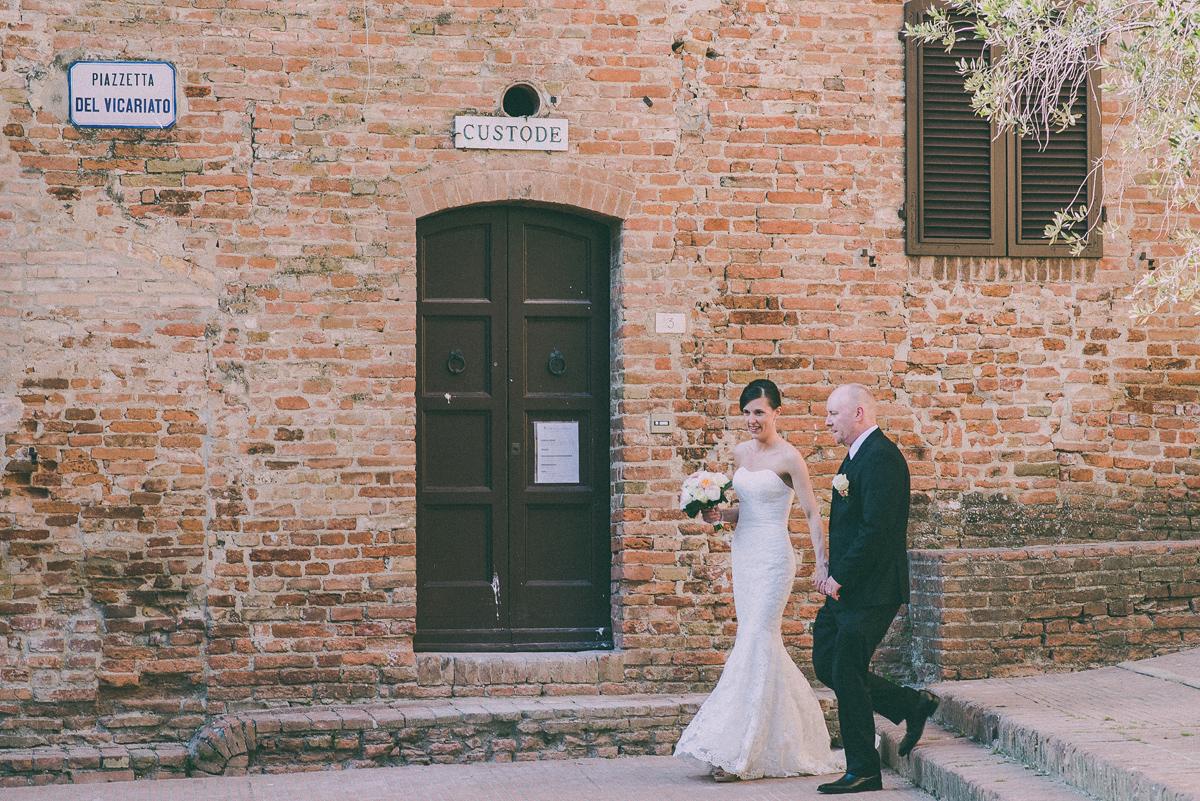 Certaldo Wedding Photography
