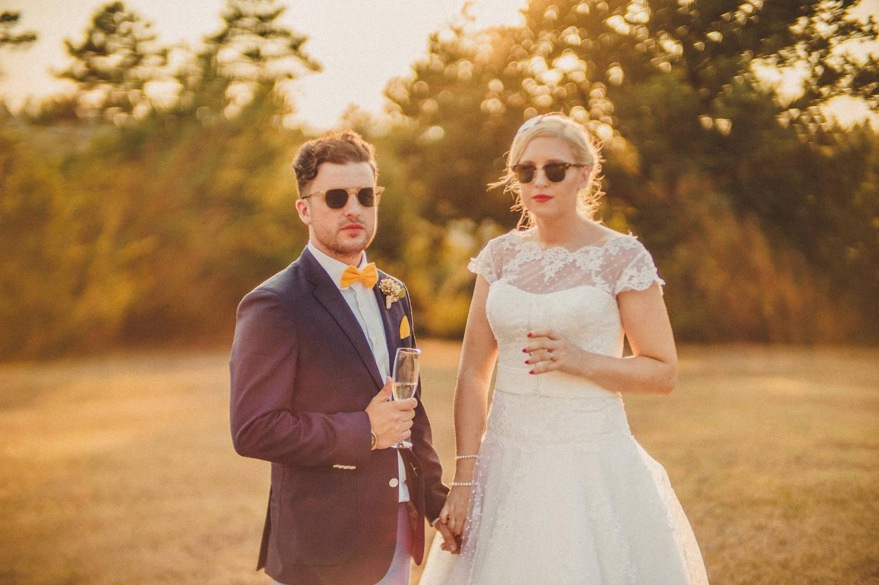 sunset-creative-portrait-bride-and-groom