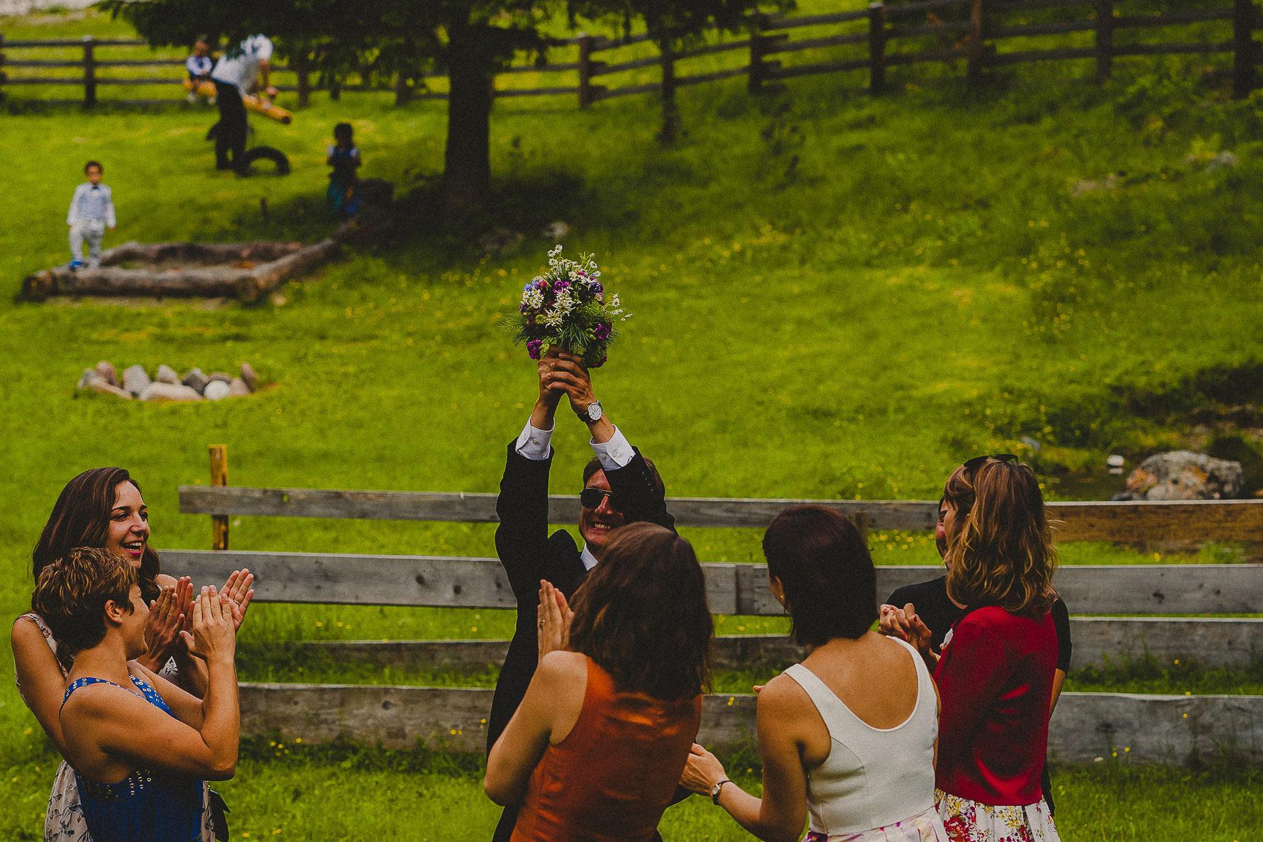 wedding photographer in bolzano alto adige