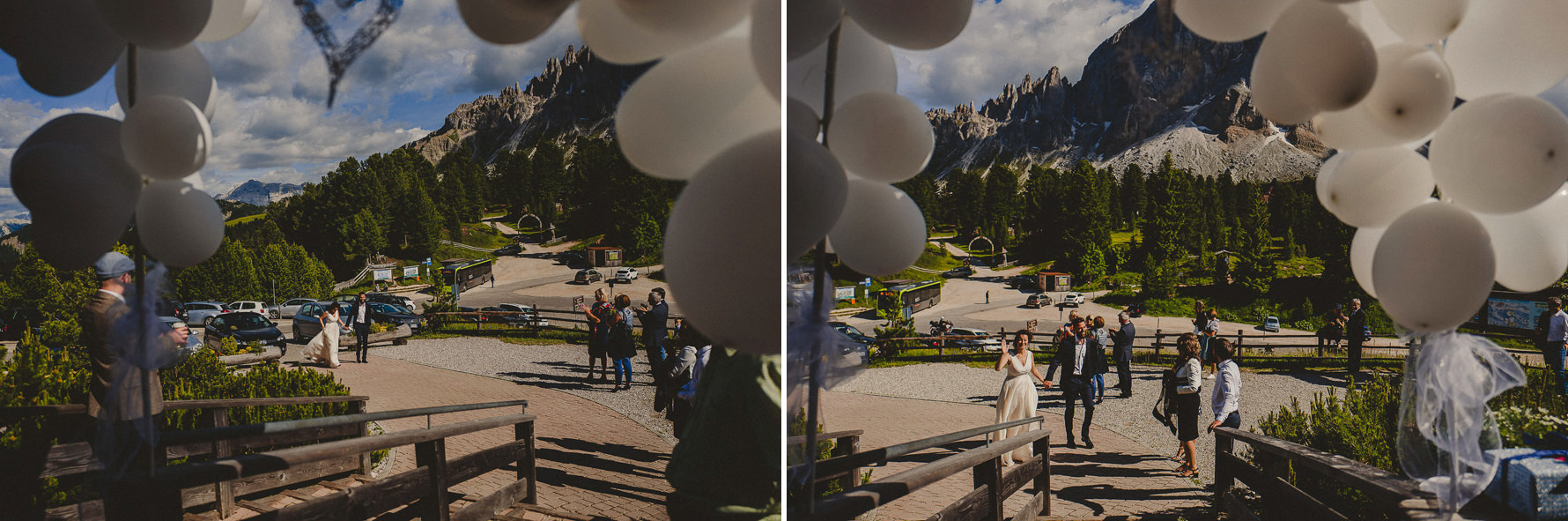 dolomites destination wedding photographer
