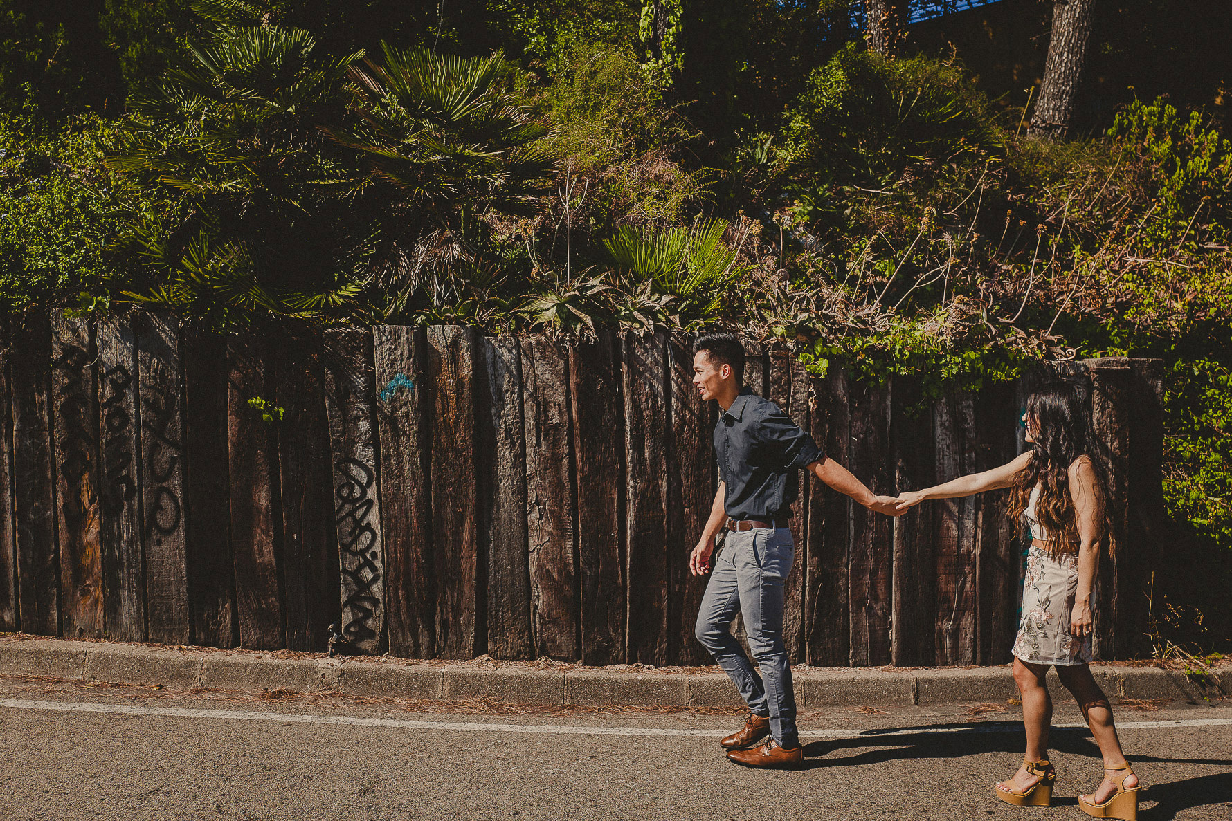 engagement photography in barcelona