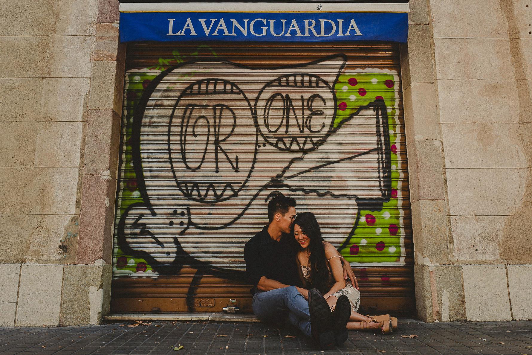barcelona couple portraits photographer