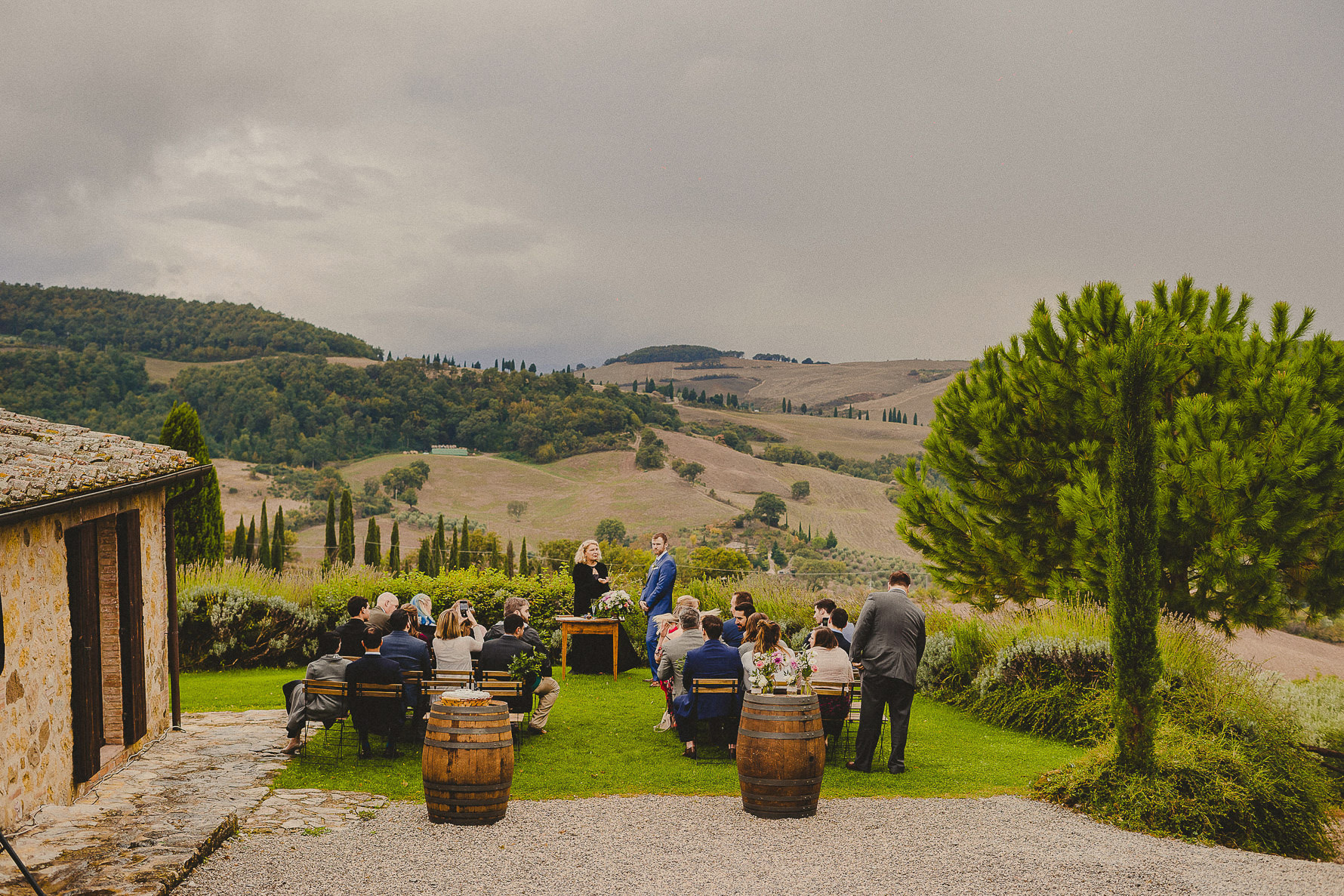 montepulciano wedding photographer