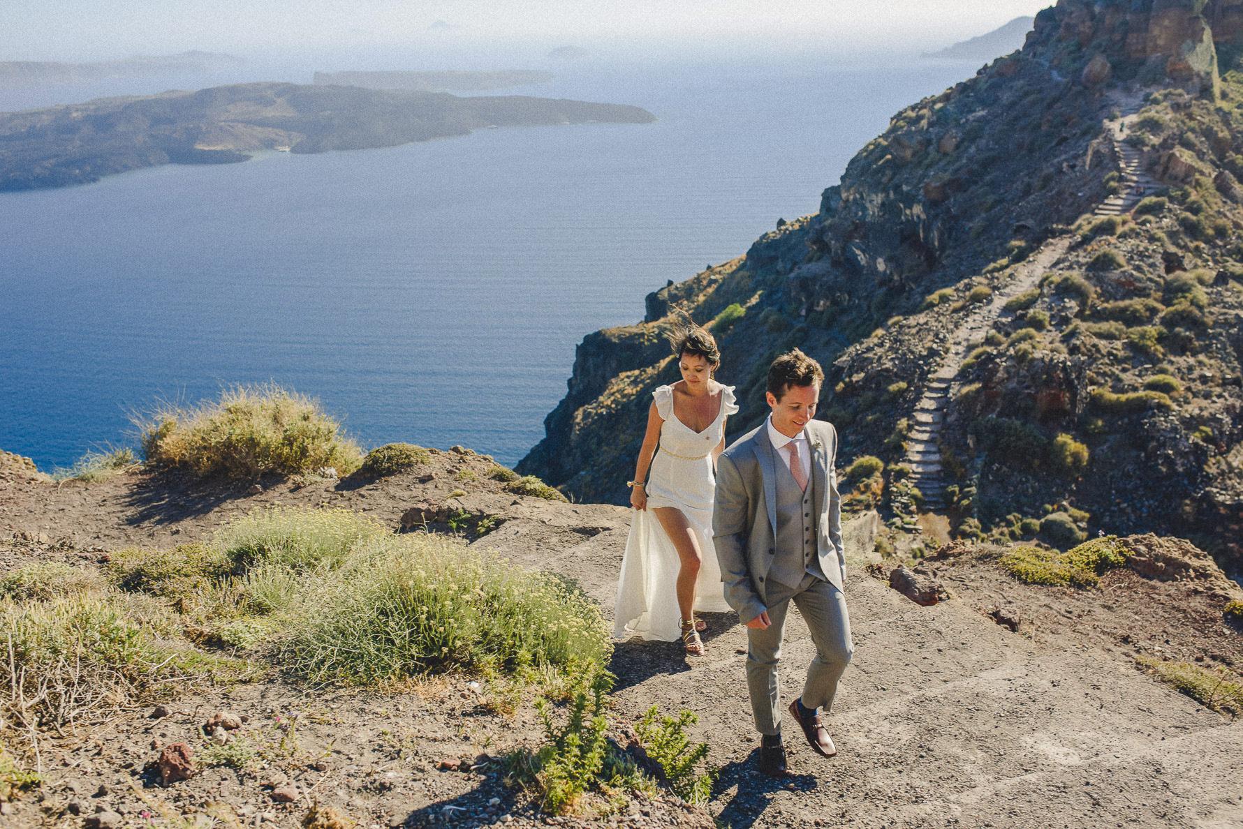 santorini wedding photographer livio lacurre