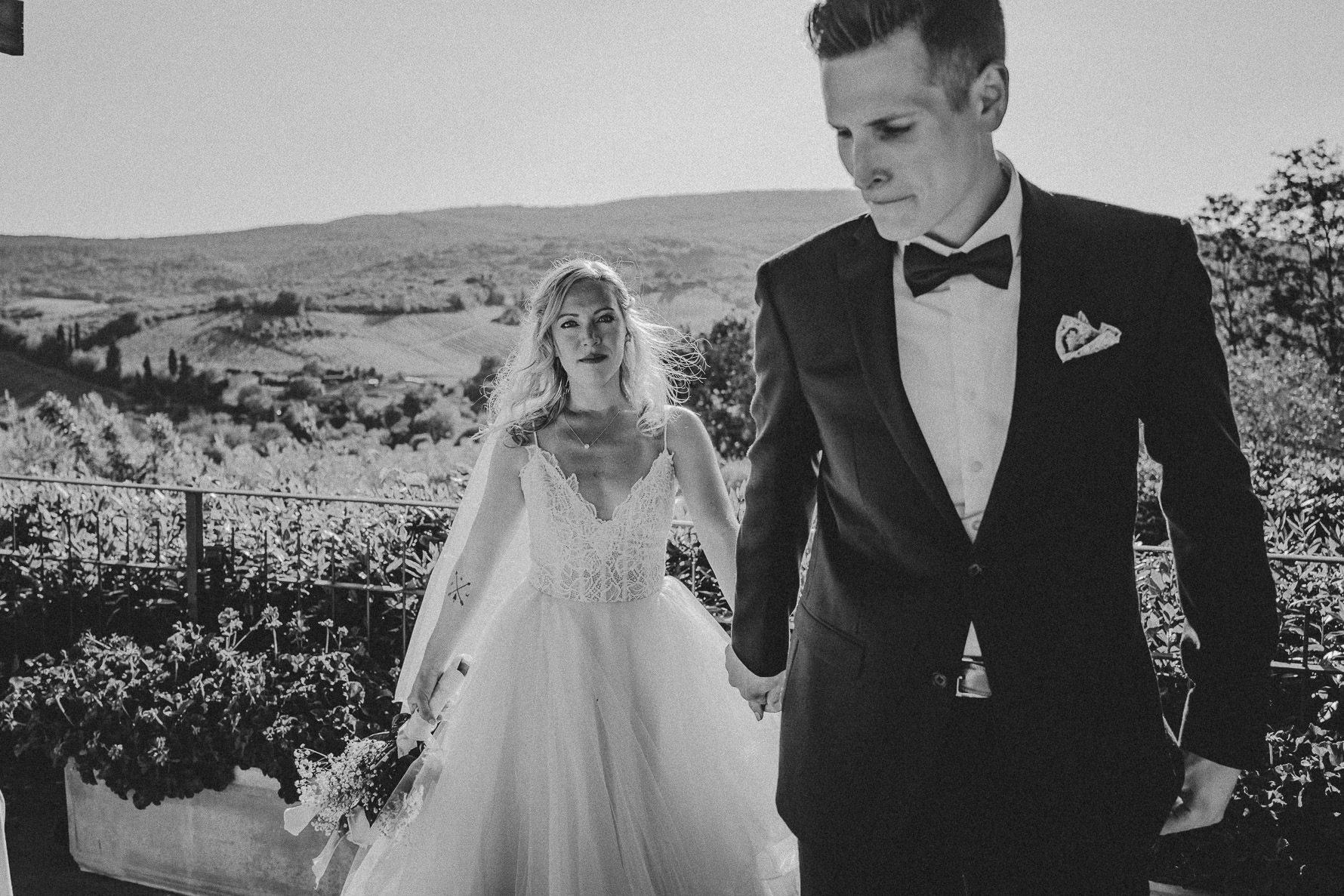 San Gimignano Wedding Photographer - Livio Lacurre Photography