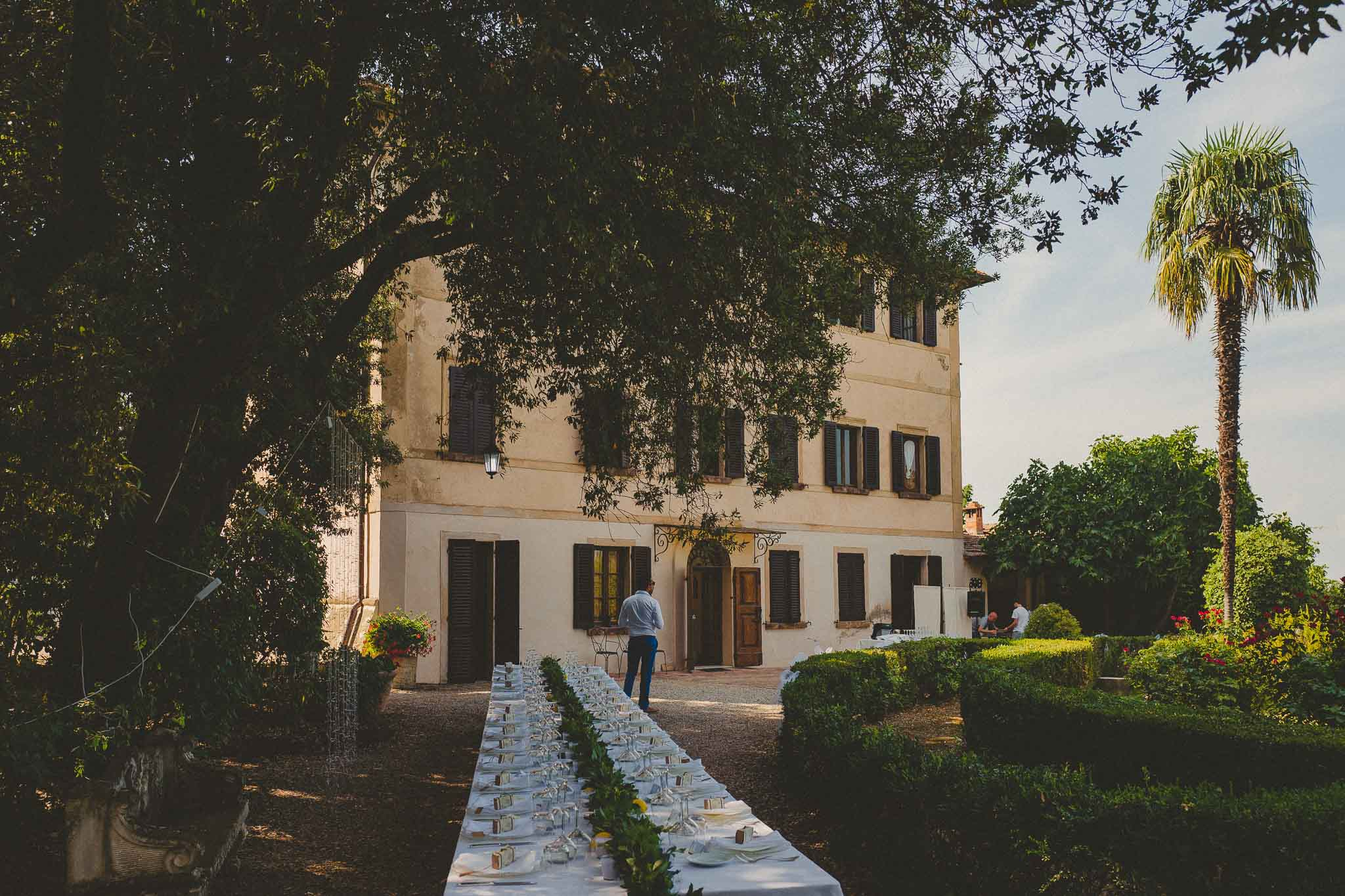 villa Bossona an intimate villa in Montepulciano