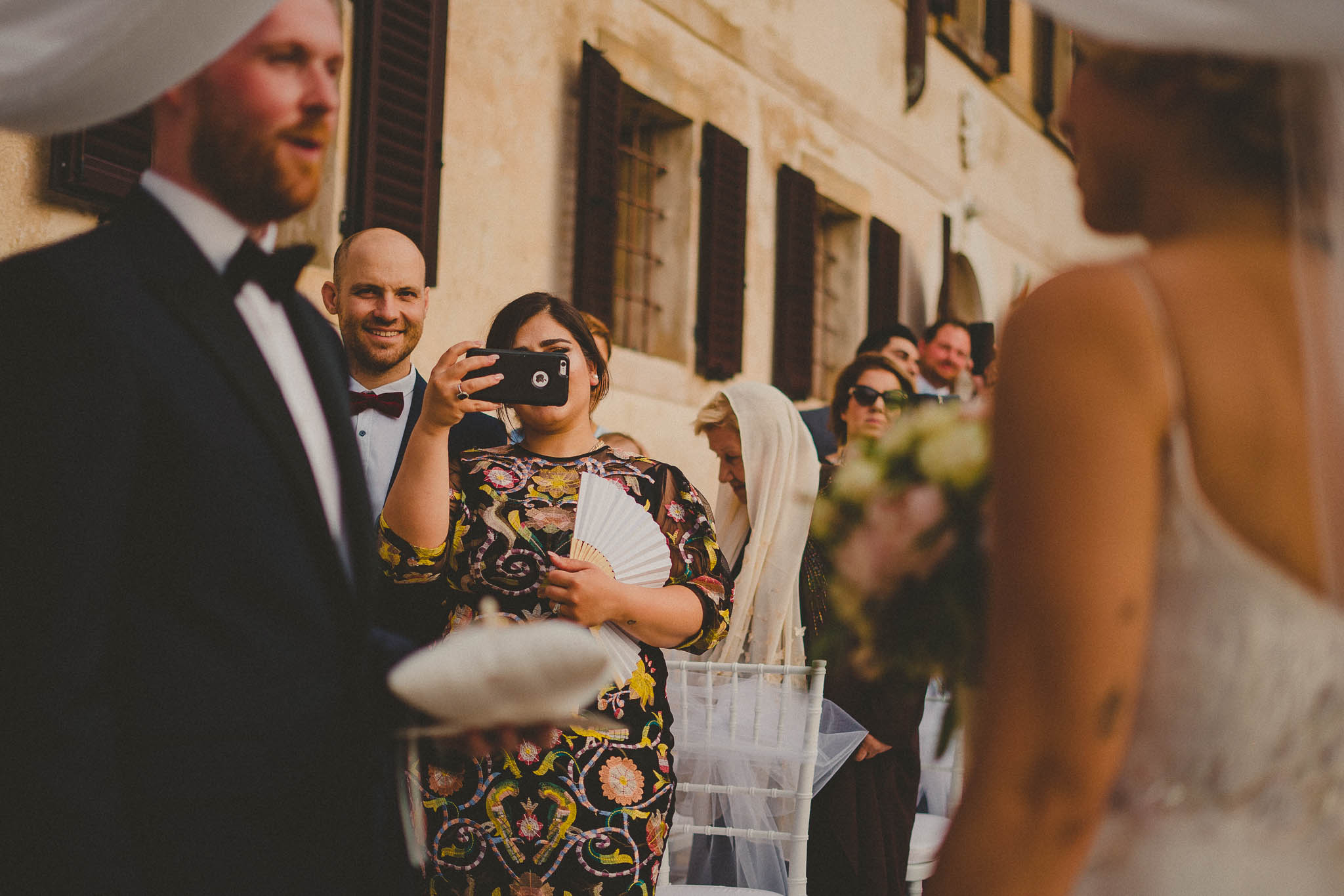 iranian wedding in tuscany