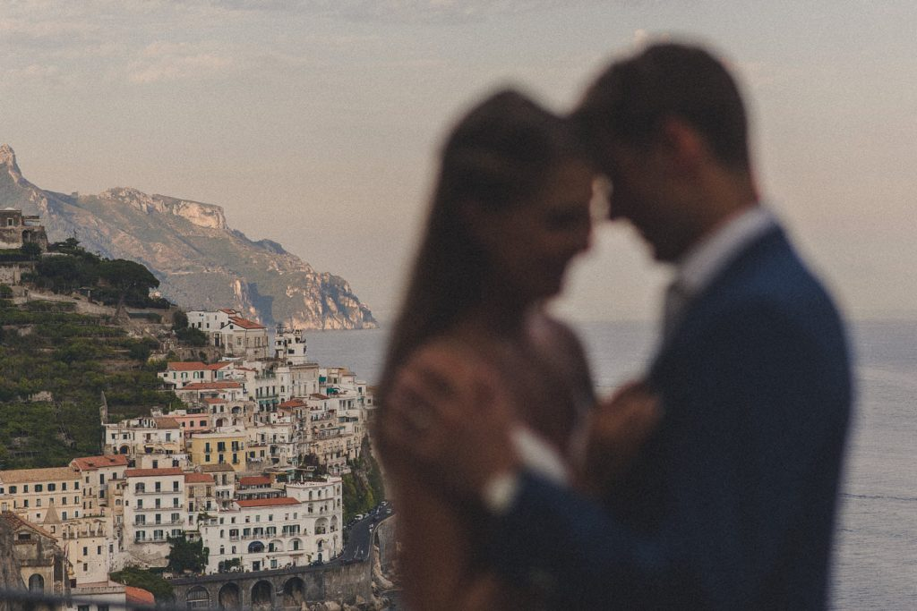Amalfi Coast wedding photographer - Livio Lacurre Photography